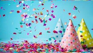 Confettis carnaval