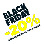 étiquette black friday 2020