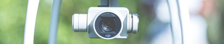 Drone caméra pour animation digitale