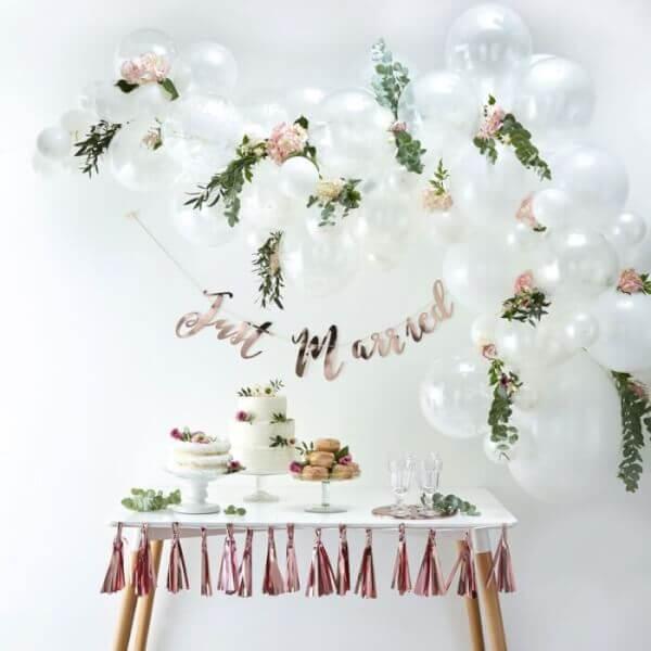 arche ballon mariage