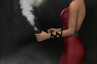 Allumer un fumigène