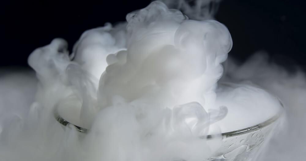 glace carbonique pour soirées