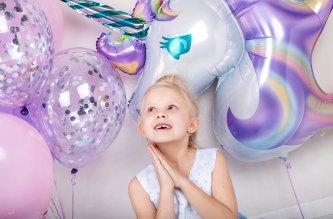 anniversaire licorne